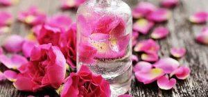 درمان کرونا در منزل با گلاب