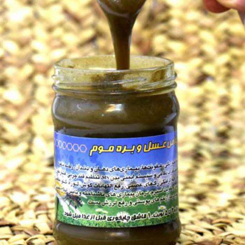 عکس محصول 1 -عسل بره موم