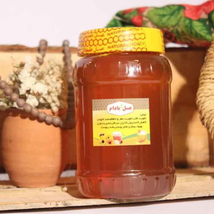 عکس محصول 1 عسل بادام تلخ