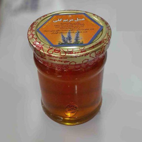 عسل محصول عسل مریم گلی