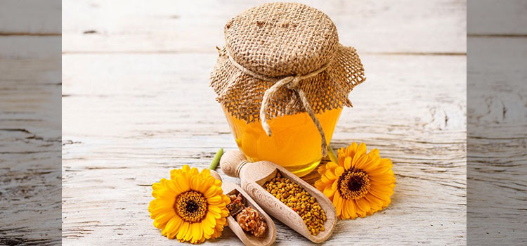 عسل آفتابگردان در مقاله انواع عسل