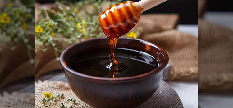 عسل گندم سیاه در مقاله انواع عسل