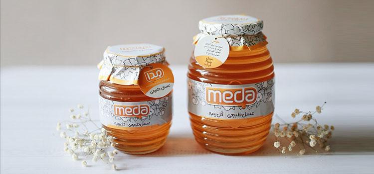 عسل پنبه دانه در مقاله انواع عسل
