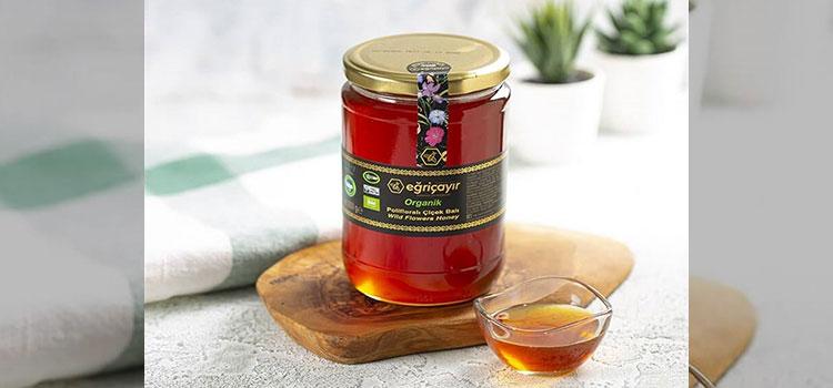 عسل گل وحشی در مقاله انواع عسل