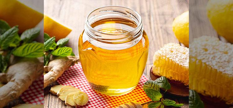 عسل ریحان در مقاله انواع عسل