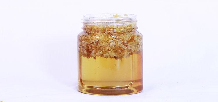 عسل سر طلایی در مقاله انواع عسل