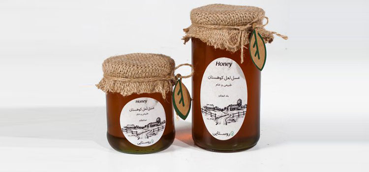 عسل چهل گیاه در مقاله انواع عسل