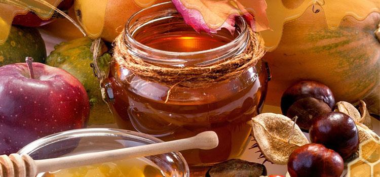 عسل سیب در مقاله انواع عسل